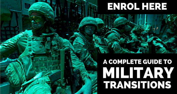 A Complete Guide to Military Transitions Course | Produced by Solid Grounds Scottish Charity SC044251