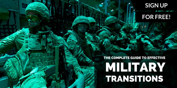 Military Transitions Course Online